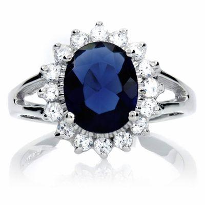 princess diana ring replica. PRINCESS RING--Replicas of