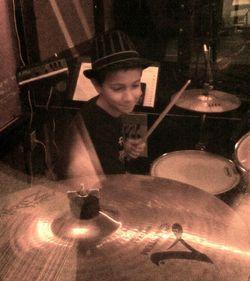 Jacob drummer