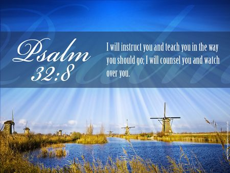Psalm 32_8